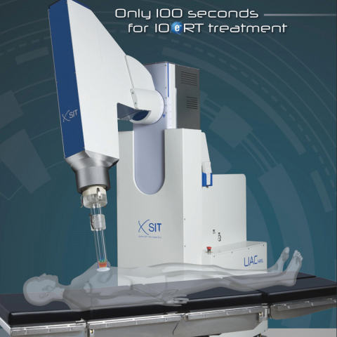 SIT Sordina Iort 可移動式直線加速器