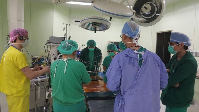 林口長庚醫院一般外科Viky 產品說明